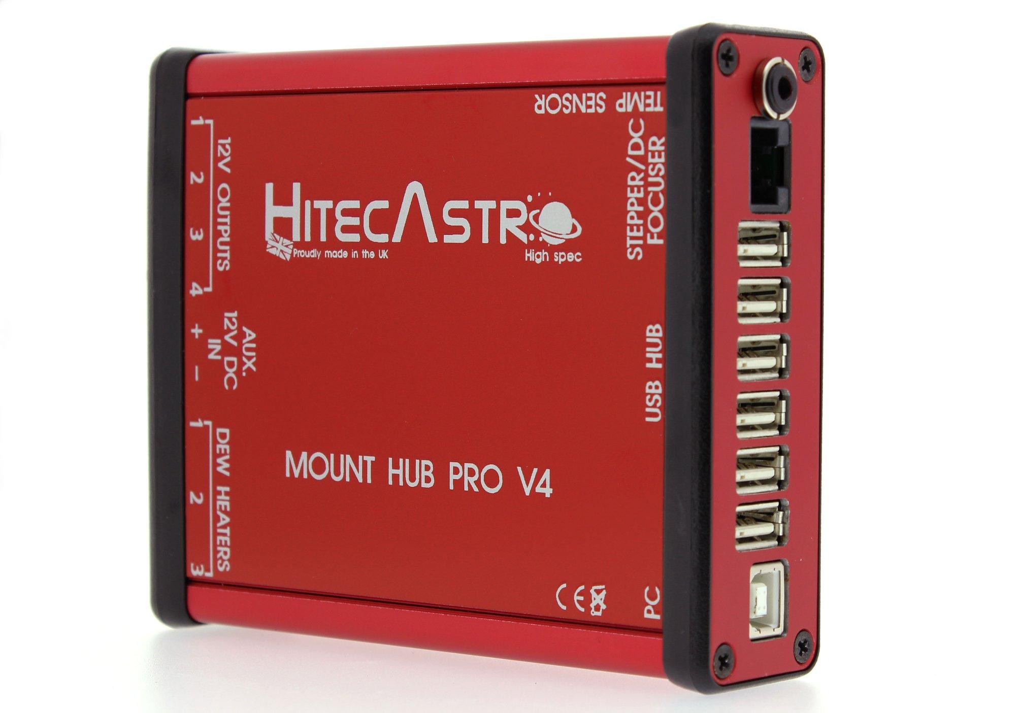 Mount Hub Pro v4